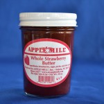 Whole Strawberry Butter