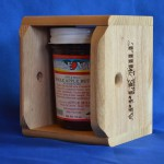 10 oz. Wooden Box Gift Pak SHP10GP NSA.2