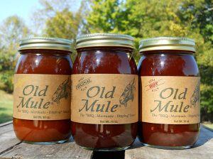 Old Mule BBQ & Dipping Sauce