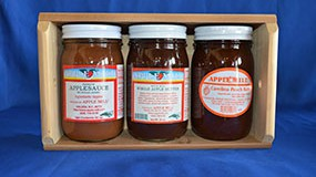 Jams, Jellies, Apple Butter GiftPacks